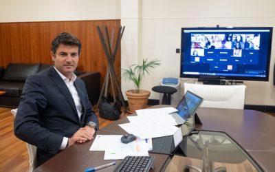 Il commissario Aspal Aldo Cadau: «Trovare lavoro è un' impresa, ci riuscirete con lo studio e la passione»